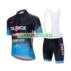 Equipación ciclismo colpack 2021