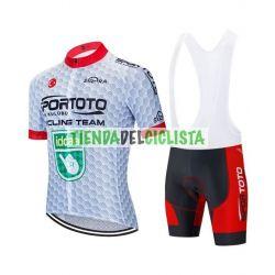 Equipación ciclismo Sportoto 2021