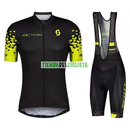 Equipación ciclismo SCOTT 2021