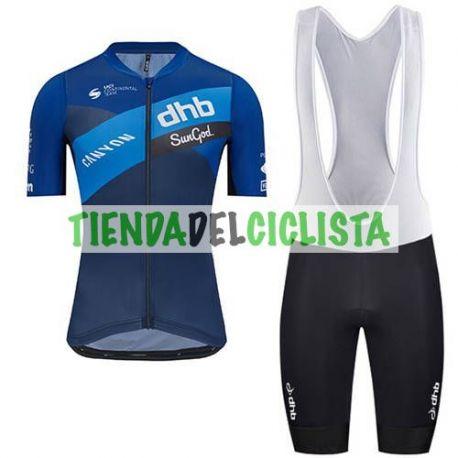 Equipación ciclismo DHB 2021