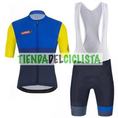 Equipación ciclismo LA VUELTA GALICIA 2021