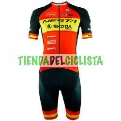 Equipación ciclismo NESTA ESPAÑA 2021