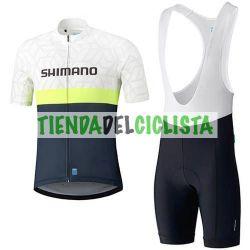 Equipación ciclismo SHIMANO 2021