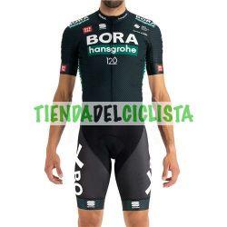 Equipación ciclismo BORA HANSGROHE 2021