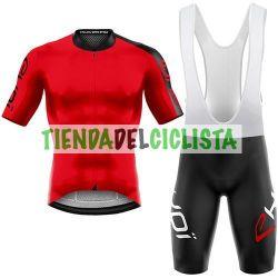 Equipación ciclismo EKOI 2021