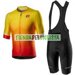 Equipación ciclismo CASTEL 2021