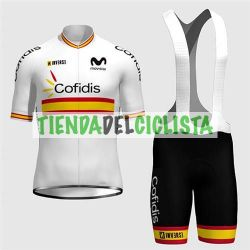 Equipación ciclismo COFIDIS ESPAÑA 2021