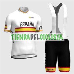 Equipación ciclismo ESPAÑA JUEGOS OLIMPICOS 2021