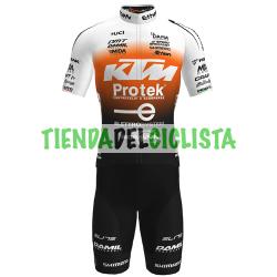 Equipación ciclismo KTM 2021