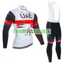 Equipacion Cilclismo Larga UAE 2021
