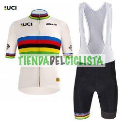 Equipación ciclismo UCI 2021