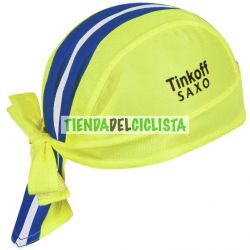 Gorra tinkoff Cycling 2015