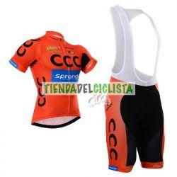 Equipación CCC 2015