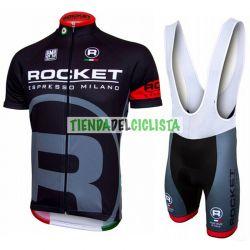 Equipación Rocket 2015