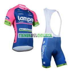 Equipación Lampre 2014