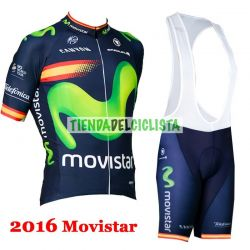 Equipación Movistar 2016