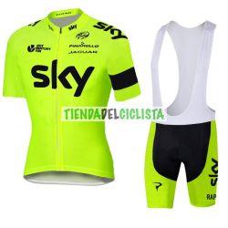 Equipación Sky 2016