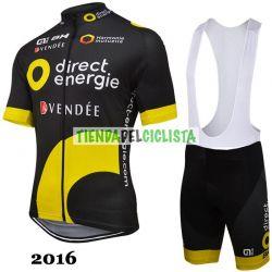 Equipación Direct Energie 2016